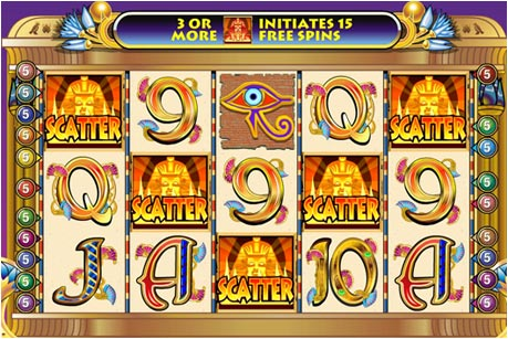 free online slot machine casino of ra